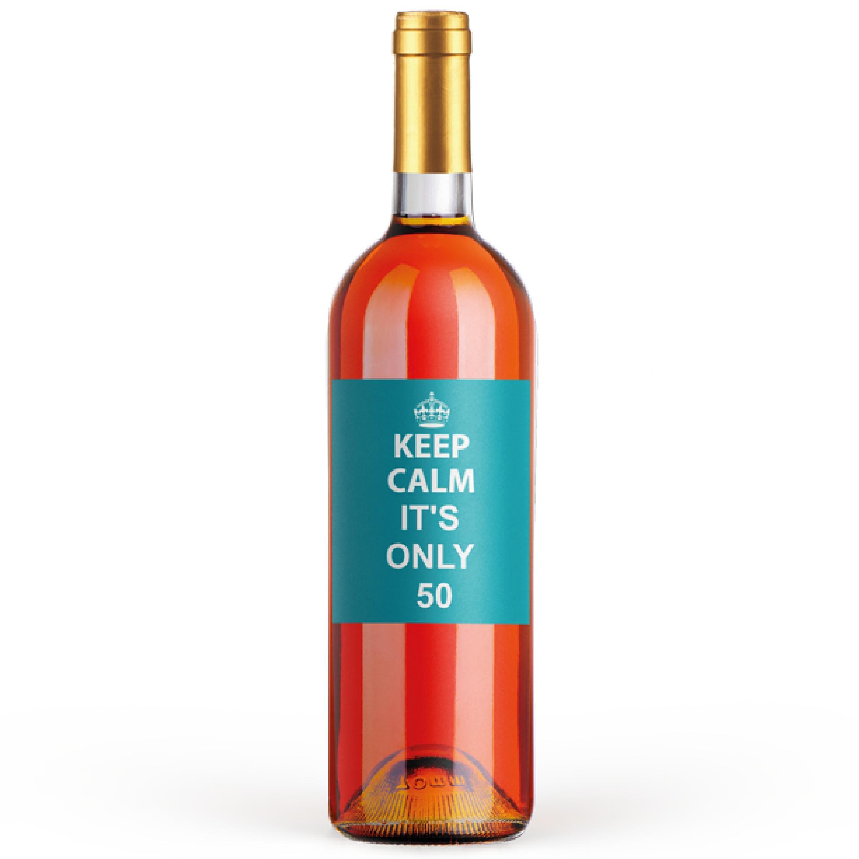 bottiglia personalizzata idea regalo compleanno
