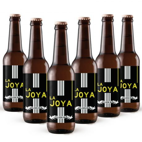 6 Golden Ale - Limited Edition - La Joya