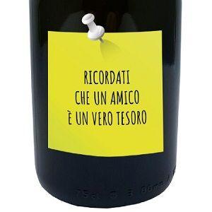 Message In a Bottle - Idea Regalo bottiglia personalizzata di Birra Artigianale