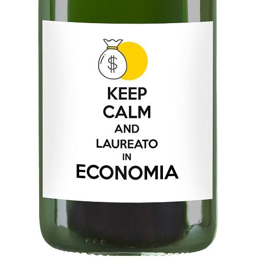 Keep Calm and... Laureato! - Idea regalo per Laurea