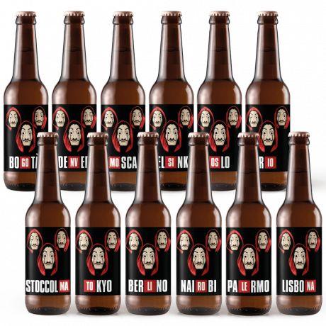 Stappa con la BANDA - 12X Amber Ale