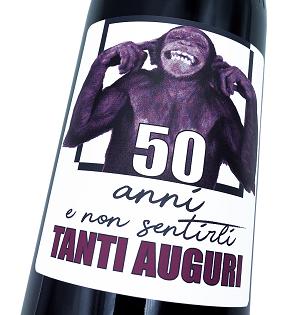 MAGNUM Chianti Classico DOCG personalized for birthday